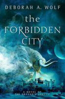 The Forbidden City: A Novel of the Dragon's Legacy (The Dragon's Legacy series)