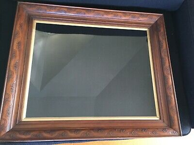 Pair Antique carved picture frames
