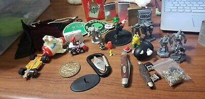 Random Package: Junk Drawer: Electronics, loot crate, toys, antiques, rare (B5)