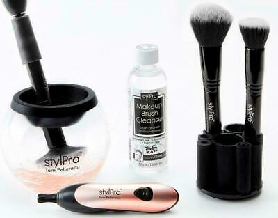 StylPro Makeup Brush Cleaner and Dryer Blush Gift Set