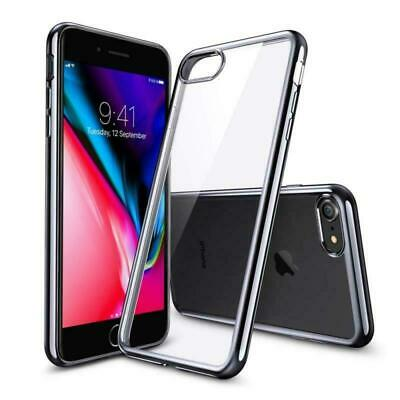 ESR Clear Case for iPhone 8 Case/iPhone 7, Slim Soft Silicone TPU Thin Cover [ S