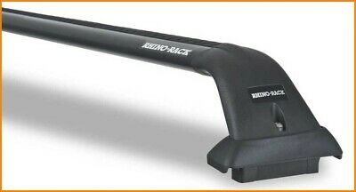 Rhino Vortex 2 Bar Roof Rack for TOYOTA Kluger 03/14 On RSP31
