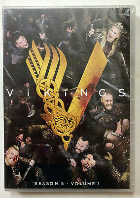 Vikings Season 5 Part 1 DVD *Clearance sale*