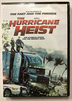 Hurricane Heist DVD *Clearance Sale*