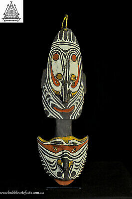 Raw Carved Suspension Hook, Black Water Region, PNG, Papua New Guinea, Oceanic