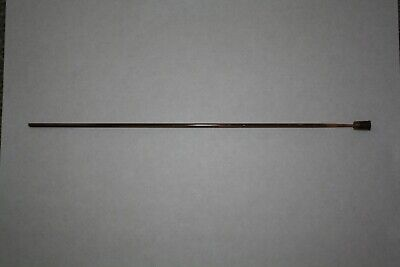 Single Westminster Chime Gong Rod  250mm Vintage/Antique Clocks repairs/parts