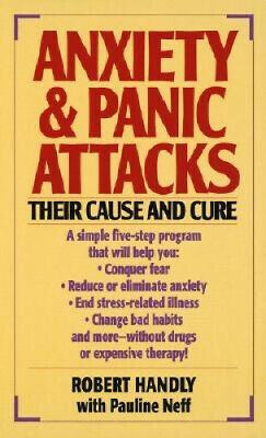 Anxiety and Panic Attacks by Handly.
