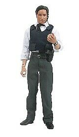 """The X-Files Special Agent, F.B.I Fox Mulder 12"""" Figure Sideshow"""
