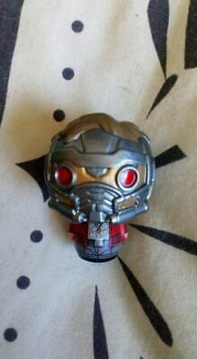 FUNKO Pint Sizes Heroes Guardians of the Galaxy bundle, Star Lord,Groot,Gamora