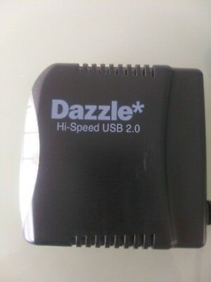 Dazzle Hi Speed USB 2.0 Memory Stick and Card Reader
