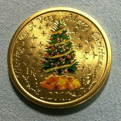 2011 Proof Like $1 Coin - Christmas Trees - Limited Release