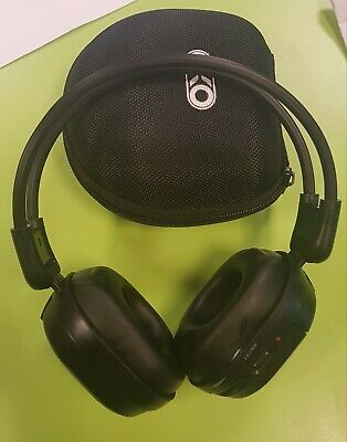 CKO Wireless Stereo Headphones│Dual Channel Infrared Headset/Handsfree│Foldable