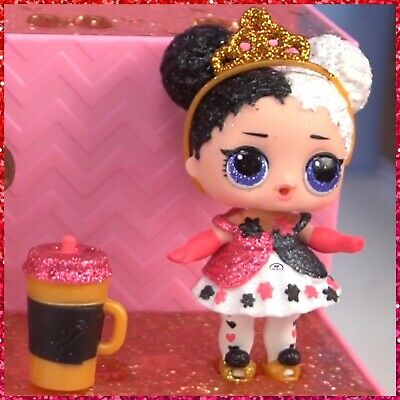 LOL Surprise Bling Holiday Series Heartbreaker Glitter Doll~NEW Authentic L.O.L.