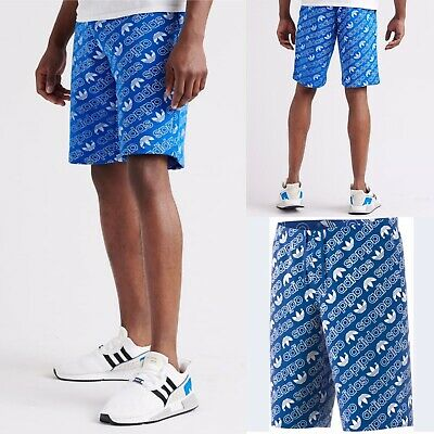 Adidas Originals All-Over Print Shorts 🔵 CE1553 🔵Size Large 💯Authentic