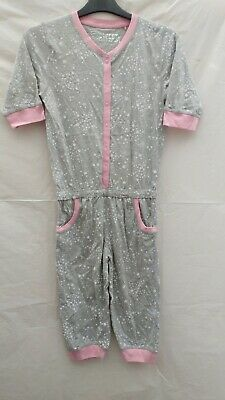 Girls Kids All In One Summer Playsuit Jumpsuit Romper Lounger New Primark
