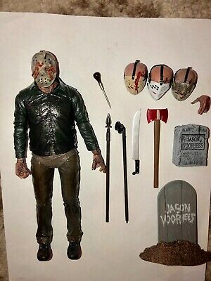 NECA Friday the 13th Part 5 Dream Sequence Jason Voorhees Action Figure 7in