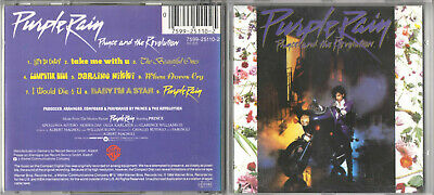 Prince / Purple Rain / 1984 Album On Cd