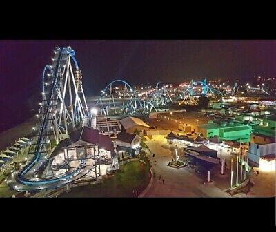 2 CEDAR POINT THEME PARK TICKETS - Sandusky, OH -  Adult or Child