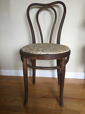 Antique Bent Wood Chair