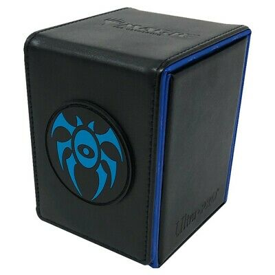 Guilds of Ravnica Dimir Alcove Ultra Pro flip box card box case for MTG cards