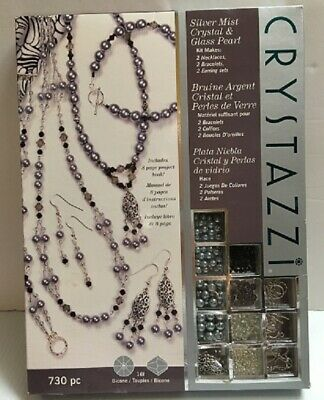 Crystazzi Jewelry Kit and Multi-Strand Bead Design Board