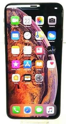 Apple iPhone XS Max 64GB Gold MT522X/A A2101 Smartphone UNLOCKED - Bids From $1