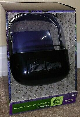 2019 Disney Parks Haunted Mansion Talking Light Up Doom Buggy Hitchhiking Ghosts