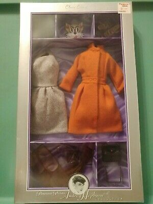 Barbie Outfit THE CAT MASK From Breakfast At Tiffany's Audrey Hepburn 1998 NIB