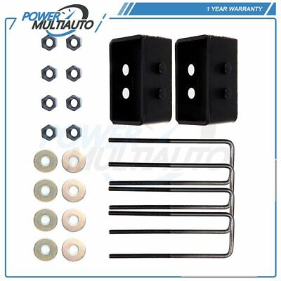 """for 2004 2005-2018 Ford F150 2WD 4WD 2017 2016 2015 2"""" Rear Leveling Lift Kit"""