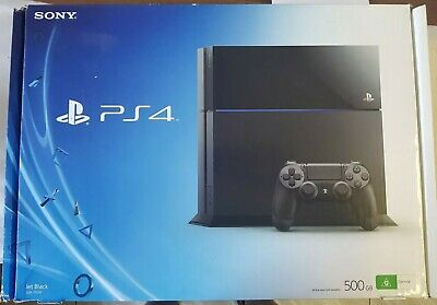 Playstation 4 PS4 Empty Replacement Box With Inserts • Fast Post