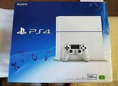 Playstation 4 PS4 Slim Empty Replacement Box With No Inserts • Fast Post
