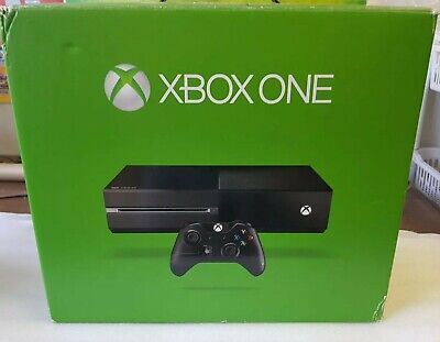 Xbox One 500GB Empty Replacement Box With Inserts • Same Day Post