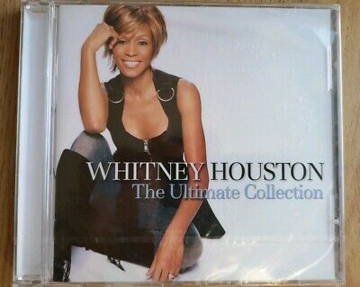 WHITNEY HOUSTON THE ULTIMATE COLLECTION CD brand new in packaging