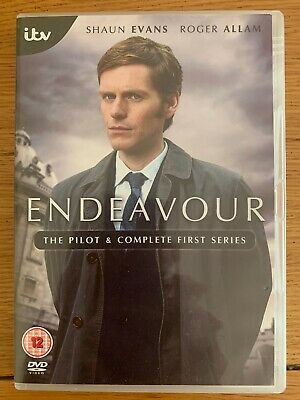 Endeavour - Series 1 - Complete (DVD, 2013)