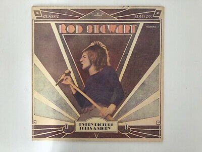 Rod Stewart ‎– Every Picture Tells A Story -VINYL (6338 063 Blue Label - German)