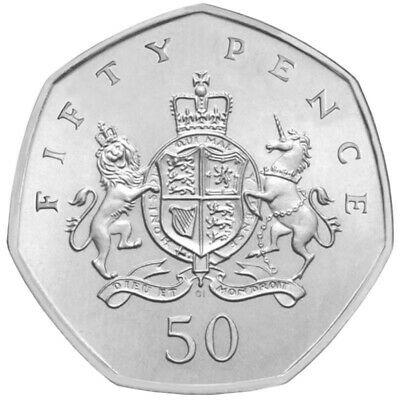 2013 50P Fifty Pence Cheap Christopher Ironside 100Th Anniversary Coin Hunt Rare