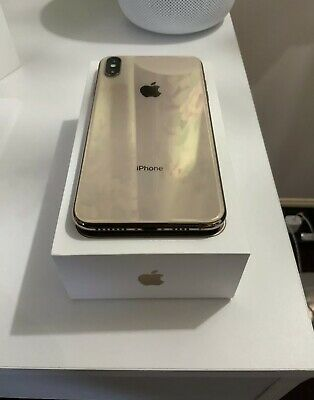 Apple iPhone XS Max - 512 GB - Gold - Message If Interested