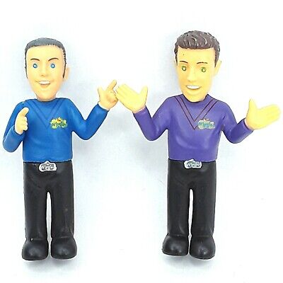 The Wiggles figure toy doll figurine Small
