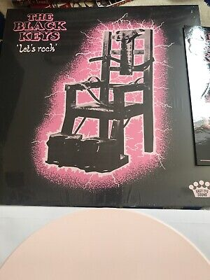 THE BLACK KEYS - LET`S ROCK - Limited Edition Pink  Vinyl - Indies Exclusive