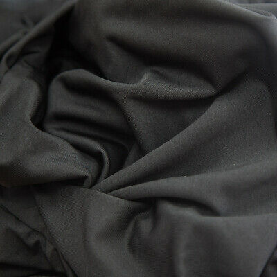 White FIRE RETARDANT Voile fabric roll 150 cm wide Wedding Event Curtain £2.15