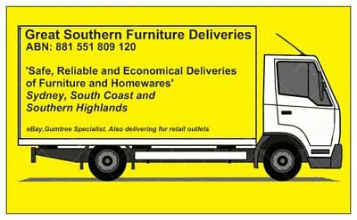 GREAT SOUTHERN FURNITURE DELIVERIES / COURIERS - ebay deliveries transport