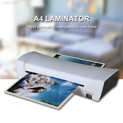 AC5A A4 Document Office Equipment Fast Heating GSS Hot/Cold Laminator