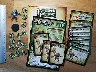 FORBIDDEN FORTRESS ARTIFACTS  CARDS//SHADOWS OF BRIMSTONE FORBIDDEN FORTRESS M169