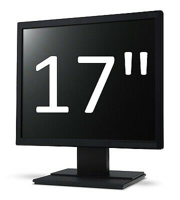 """Cheap 17"""" inch Monitor TFT for computer, CCTV any Brand or model Home,Office"""