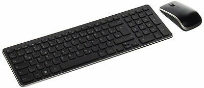 Dell KM714 Wireless Keyboard & Mouse Set Max Distance	Upto 10m - UK/Irish Layout