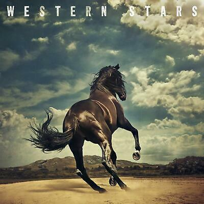 Western Stars by Bruce Springsteen [CD] - Same Day Dispatch before 2PM
