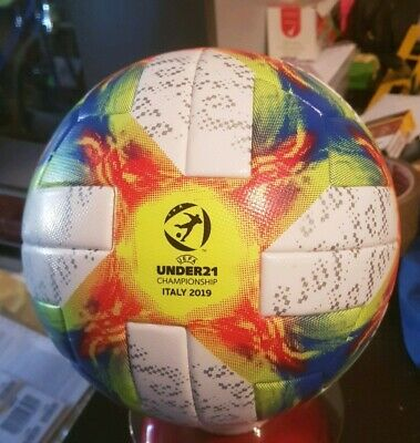 Pallone Adidas Official Match Ball European Qualifiers 2020 Conext 19
