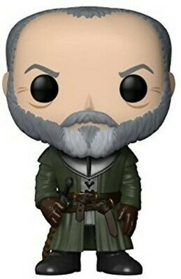 Funko Pop! Television - Game of Thrones - Davos Seaworth (Toy Used Very Good)