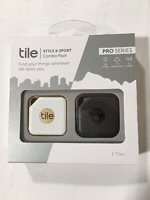 tile Style & Sport Combo Pack Pro Series