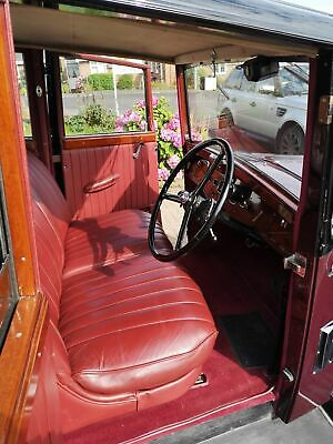 Classic car Armstrong Siddeley